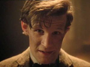 Doctor Who Series 7 trailer: Final close-up