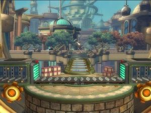 Leaked PlayStation All-Stars Battle Royale stages