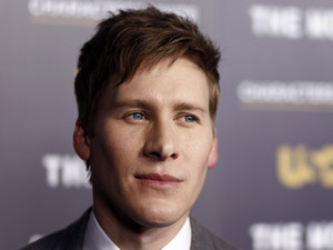 Dustin Lance Black, February 2012