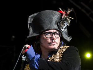Camp Bestival 2012: Adam Ant