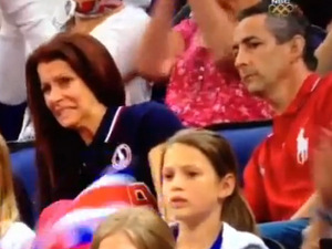 Aly Raisman's parents: London 2012 Olympics