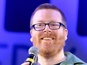 Frankie Boyle on Stage