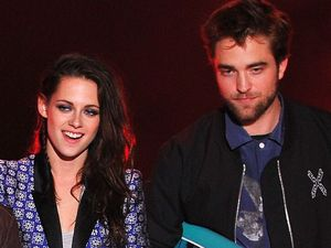 Taylor Lautner, Kristen Stewart and Robert Pattinson at 2012 Teen Choice Awards, Show, Los Angeles, America - 22 Jul 2012