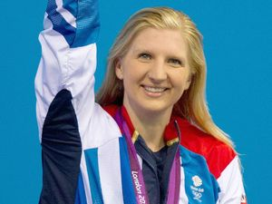 Rebecca Adlington, 400m Freestyle, London 2012