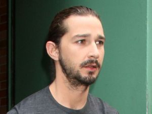 Shia LaBeouf, Good Morning America TV programme, New York