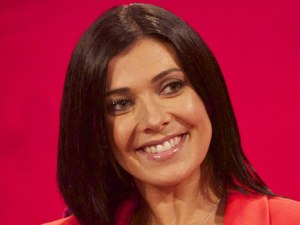 Kym Marsh on 'Lorraine Live'