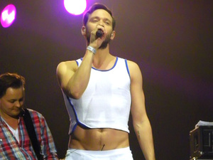 Will young in hyde park
