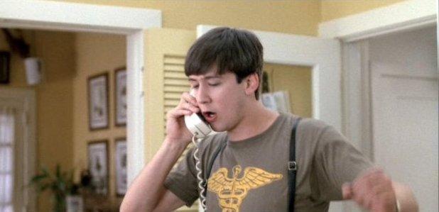 Cameron Frye Ferris Bueller's Day Off (1986)