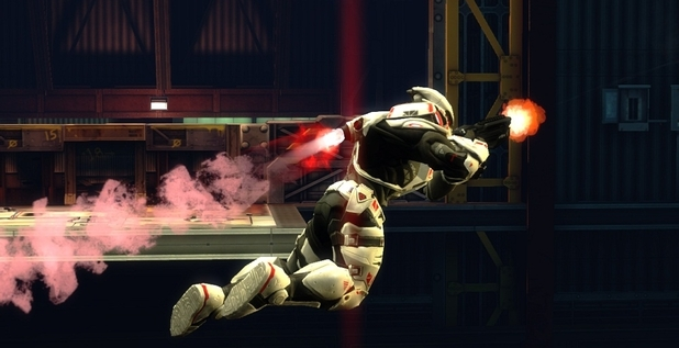 'Hybrid' screenshot