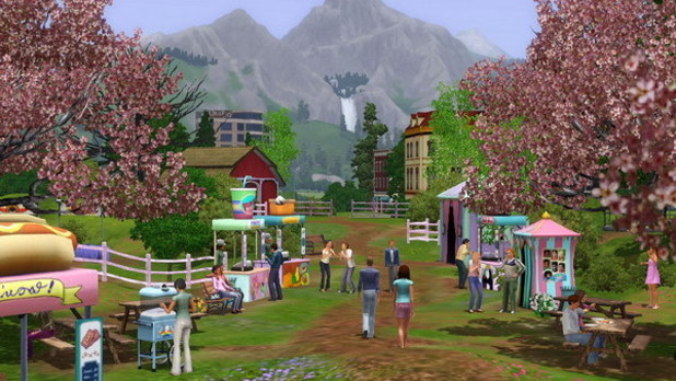 'The Sims 3: Seasons'