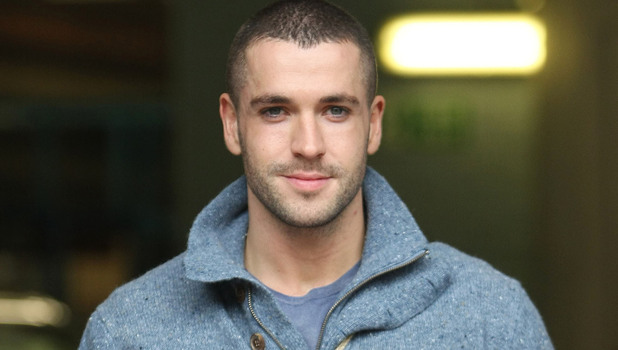 Shayne Ward leaving the ITV studios in London, England - 29.02.12
