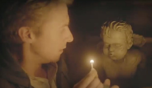 Doctor Who Series 7 trailer: Baby weeping angel