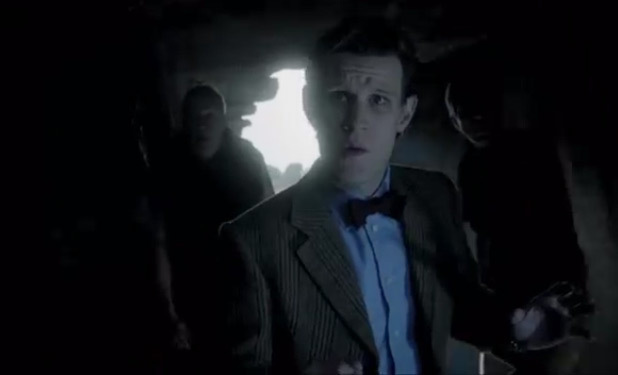 Doctor Who Series 7 trailer: Doctor
