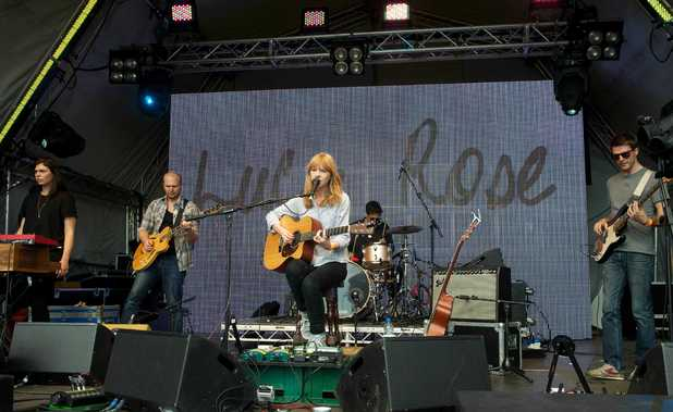 Lucy Rose at BT London Live