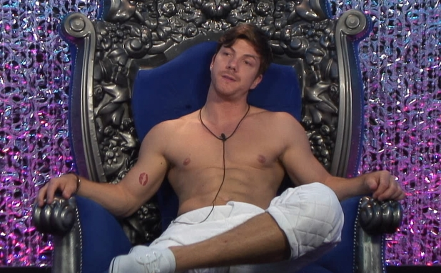 Big Brother Day 60: Luke S