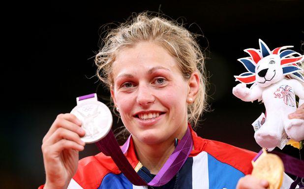 Judo silver medallist Gemma Gibbons