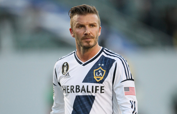 MLS pay homage to David Beckham on 40th birthday with best