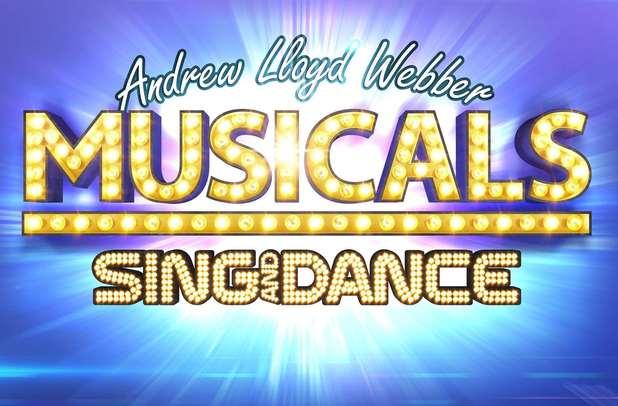 'Andrew Lloyd Webber Musicals: Sing & Dance' logo
