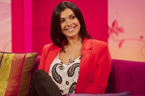 Kym Marsh on &#39;Lorraine Live&#39;