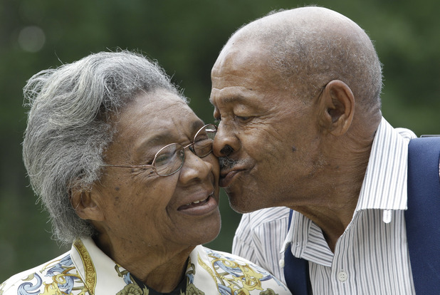 Roland Davis and Lena Henderson