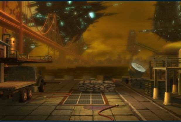 Leaked PlayStation All-Stars Battle Royale stages 4