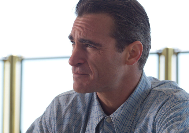 Joaquin Phoenix in 'The Master'
