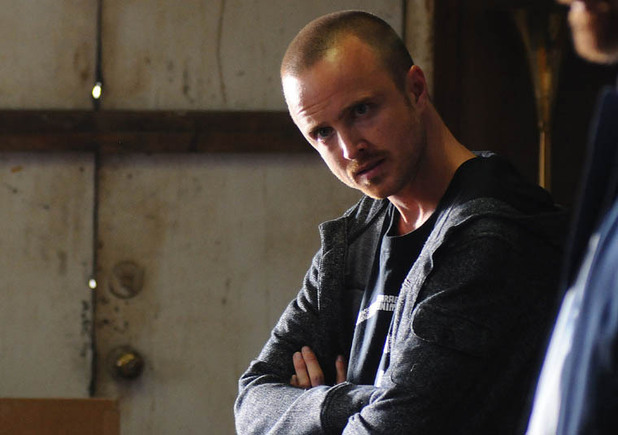 Aaron Paul in Breaking Bad, Season 5, Episode 3