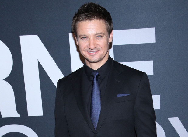 Jeremy Renner at the Universal Pictures world premiere of 'The Bourne Legacy' at the Ziegfeld Theatre - Arrivals New York City, USA