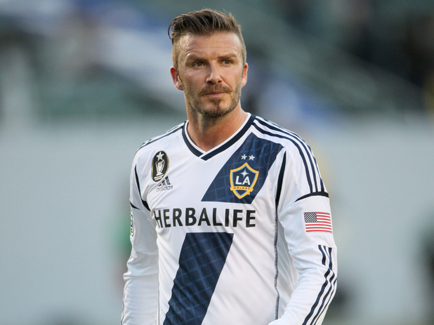 David Beckham LA Galaxy