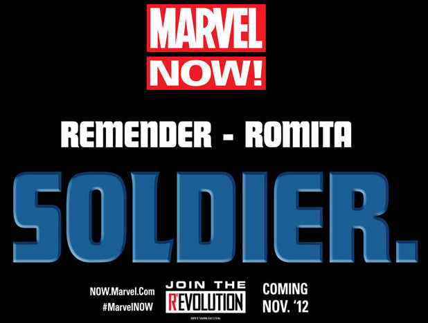 Marvel Now! Promo: Remender - Romita - Soldier
