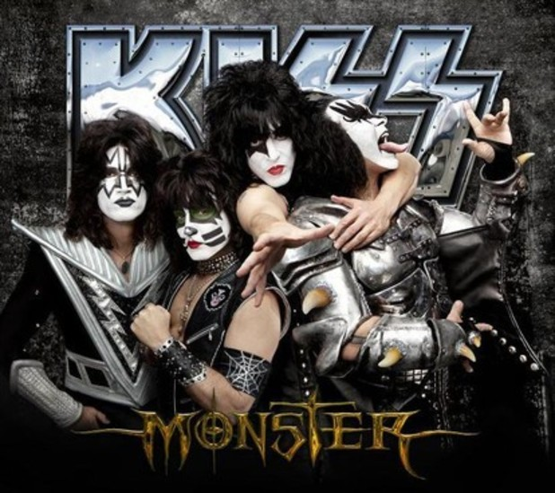 Kiss: 'Monster'