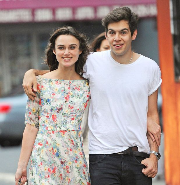 Keira Knightley and fiance James Righton out and about in