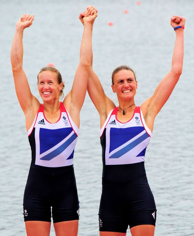 olympics rowers