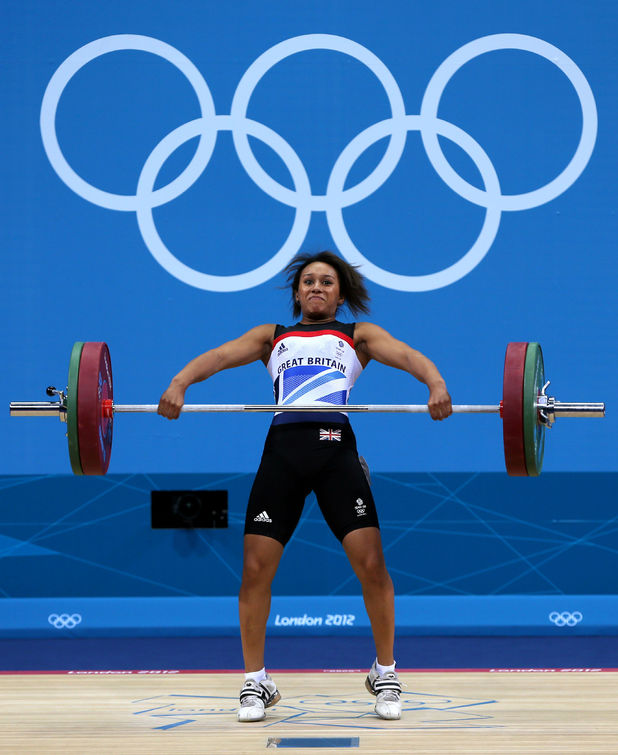 Great Britain's Zoe Smith