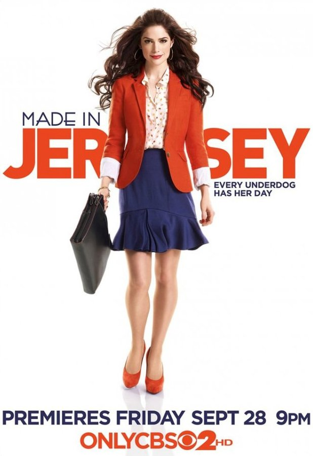CBS key art: &#39;Made in Jersey&#39; poster