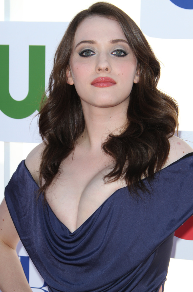 Kat Dennings, CBS Showtime and CW Party TCA Summer Tour Party