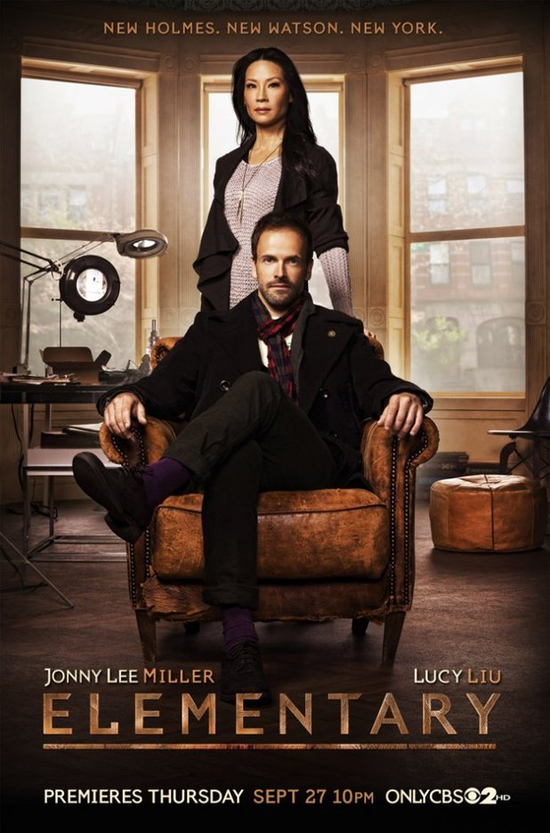 CBS New Drama Key Art 2012-2013