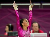 Gabrielle Douglas, US gymnast, 2012 London Olympic Games