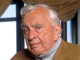 Gore Vidal pictured in 2002