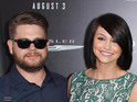 Jack Osbourne and Lisa Stelly reportedly tie the knot in a small ceremony.