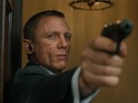 Daniel Craig's 007 appears to fall to his death in the new trailer for the 23rd Bond movie.