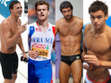 From Roger Federer to Louis Smith, we check out the best looking Olympians.