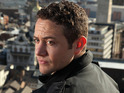 Warren Brown speaks to Digital Spy about his new crime drama.