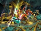 The PS4 version of the side-scrolling platformer features 1080p visuals at 60fps.