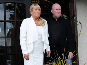 Sharon, Phil, EastEnders, Mon 13 Aug