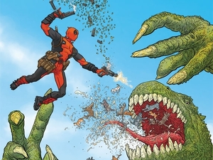 Marvel NOW! &#39;Deadpool&#39; #1