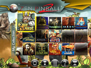 'Zen Pinball 2' screenshot