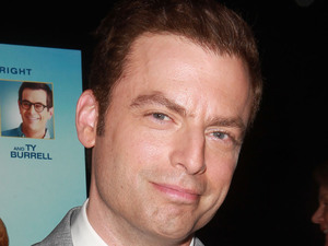 Justin Kirk attends the premiere of Image Entertainment's 'Goats' at the Landmark Theater. Los Angeles, California