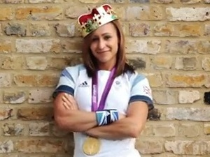 Jessica Ennis in Adidas video for Don't Stop Me Now