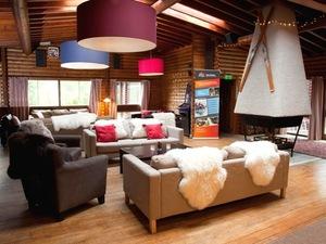 Brave prize: Lounge